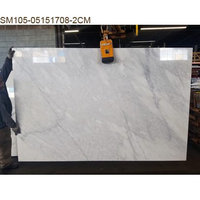 Polished Eastern White (Premium) Slab - 3/4""