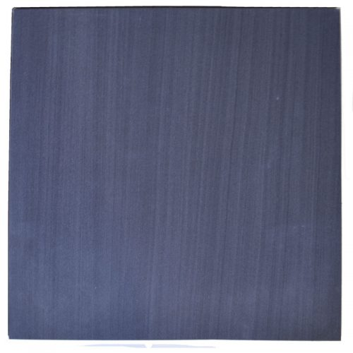 "Satin Kolar Black 24""x24""x3/8"""